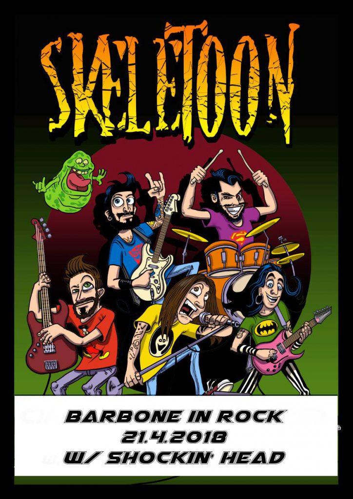 barbone in rock